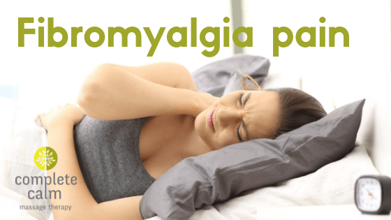 How massage can help fibromyalgia pain