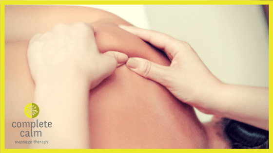 Shoulder pain – rhomboid muscles