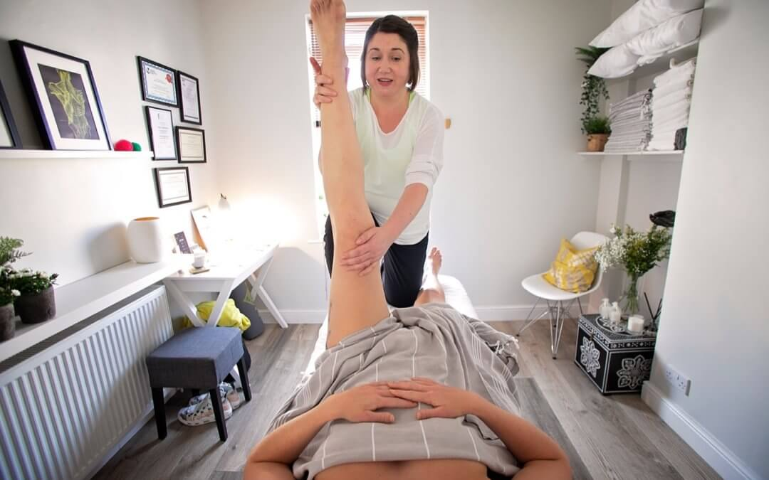 Advanced clinical massage therapy with Jing